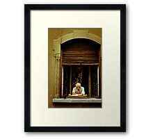 OnePhotoPerDay Series: 252 by L. Framed Print