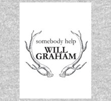 Help Will Graham One Piece - Long Sleeve