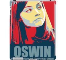 Clara For the Win! iPad Case/Skin