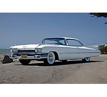 1959 Cadillac Coupe DeVille Photographic Print