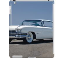 1959 Cadillac Coupe DeVille iPad Case/Skin