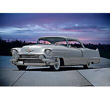 1955 Cadillac Coupe DeVille Photographic Print