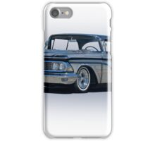 1959 Edsel Ranger 'Custom' iPhone Case/Skin