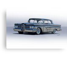 1959 Edsel Ranger 'Custom' Metal Print