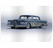 1959 Edsel Ranger 'Custom' Poster
