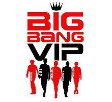 BIGBANG VIP Photographic Print