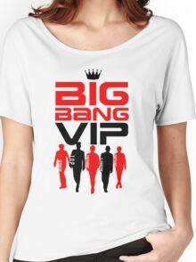 BIGBANG VIP Women's Relaxed Fit T-Shirt