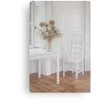 The White Room Metal Print