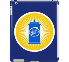 BIGGER INSIDE iPad Case/Skin