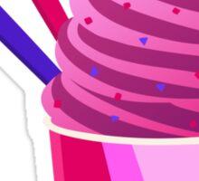 Universe Ice Cream - Garnet Sticker