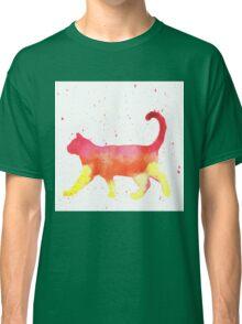 Sunset Kitten Classic T-Shirt