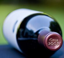 Opus One 2003 by Sylvain Dumas