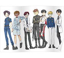 Fashion 02 Poster