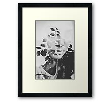 august song Framed Print