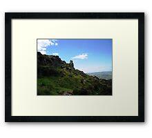 green view NI Framed Print