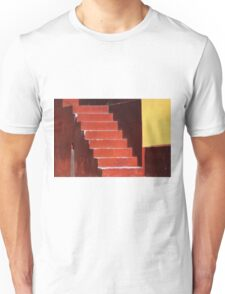 Everywhere is walking distance if you have the time.. Unisex T-Shirt