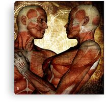 The Lovers 2 Canvas Print