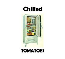 Chilled Tomatoes Photographic Print