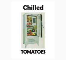 Chilled Tomatoes by vintageposters