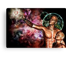 Wonders of the Universe Canvas Print