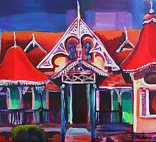 Boissierre House by Rebecca Foster