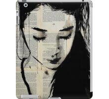 sometimes yes iPad Case/Skin