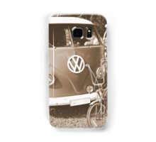 Old dragster Samsung Galaxy Case/Skin