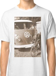 Old dragster Classic T-Shirt