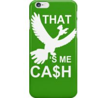 Ho Oh Cash Funny T-Shirt & Hoodies iPhone Case/Skin
