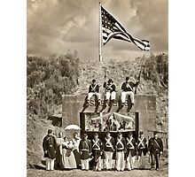 USS Tahoma Marines Photographic Print