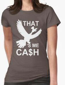Ho Oh Cash Funny T-Shirt & Hoodies Womens Fitted T-Shirt