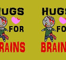 Hugs for Brains <3 by wss3