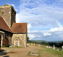 St Martha on the Hill by Lisa Williams