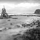 SS Speke shipwreck - Kitty Miller Bay by Jim Worrall