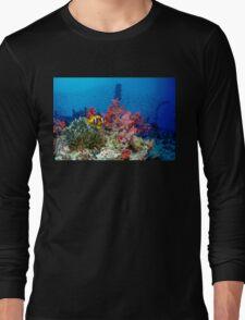 Big small world Long Sleeve T-Shirt