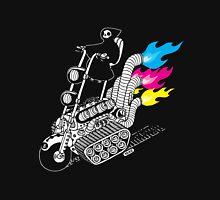 Grim Hellraiser Rides Again Unisex T-Shirt