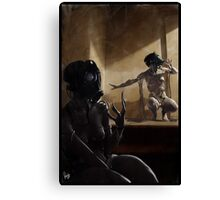 Gothic Photography Series 158 Canvas Print
