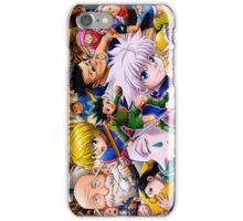 Hunter x Anime Movie iPhone Case/Skin