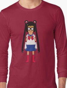 Tina Moon Long Sleeve T-Shirt
