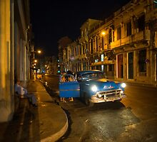 Night Taxi  by Rob Hawkins