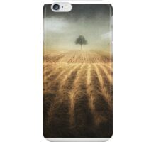 Where the sky meets the Earth iPhone Case/Skin