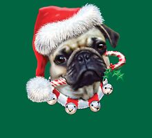 Puggy Christmas Unisex T-Shirt