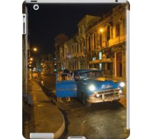 Night Taxi  iPad Case/Skin