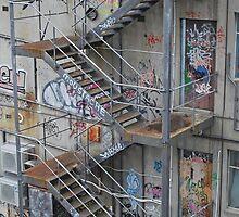 Urban Jungle by ozecard