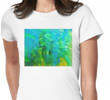 Underwater World Womens Fitted T-Shirt
