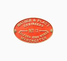 Salford Iron Works - Manchester - No 13 Unisex T-Shirt