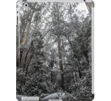 Forest of White iPad Case/Skin