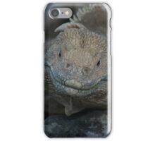 Juicy Lips, Galapagos Iguana iPhone Case/Skin