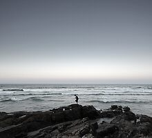 Coolum- The Fisherman by Ben Loveday