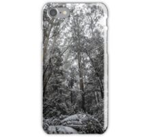 Forest of White iPhone Case/Skin